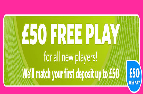 Join Mecca Bingo Online for Free and get  £50 Free Bingo Money+ 200% Bingo Bonus