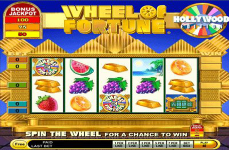 free play slot machine wheel of fortune