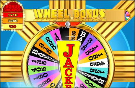 Wheel of fortune slot machine free games